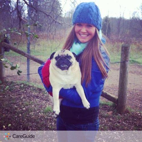 Pet Care Provider Chanelle Edward's Profile Picture