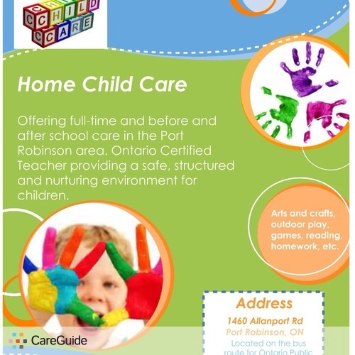 Child Care Provider Kara Taylor's Profile Picture