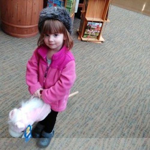 Child Care Job Allyssia Barnes's Profile Picture