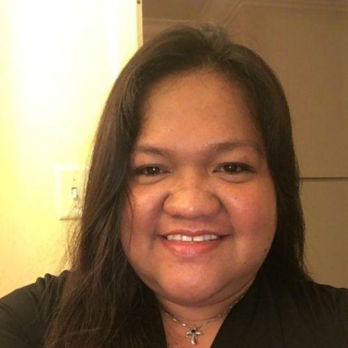 Canadian Nanny Provider Jesusa Cainong's Profile Picture