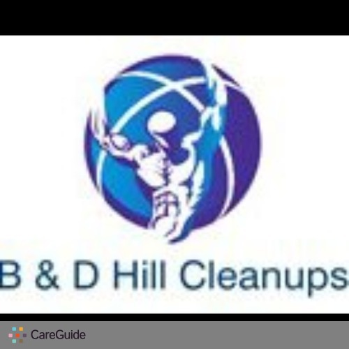 Housekeeper Provider Bruce Hill's Profile Picture