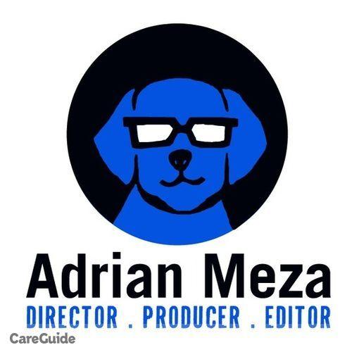 Videographer Provider Adrian Meza's Profile Picture