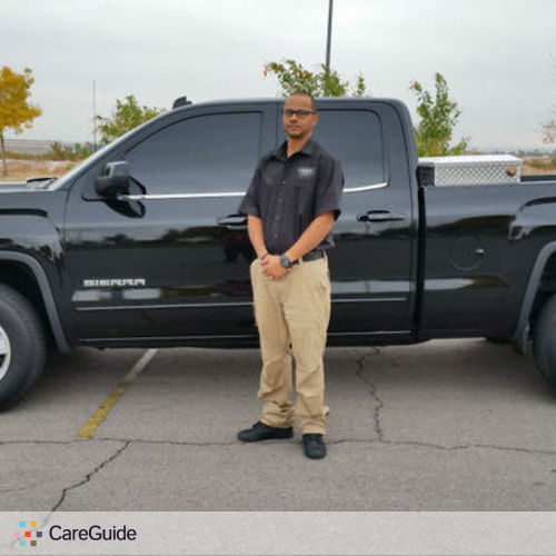 Handyman Provider Tyrone Haymore II's Profile Picture