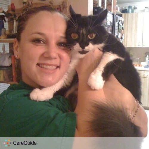 Pet Care Provider Tiffany Fournier's Profile Picture