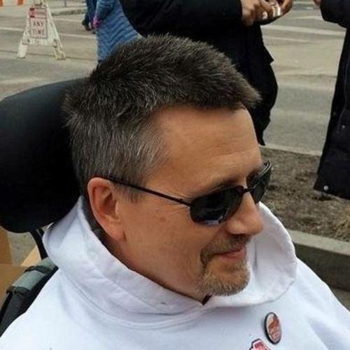 Elder Care Job Wayne E's Profile Picture