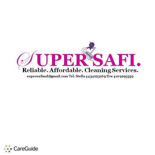 Housekeeper Provider Super Safi's Profile Picture