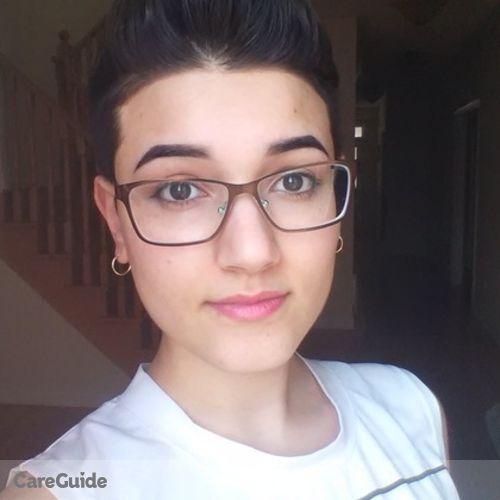 Canadian Nanny Provider Pina De Falco's Profile Picture