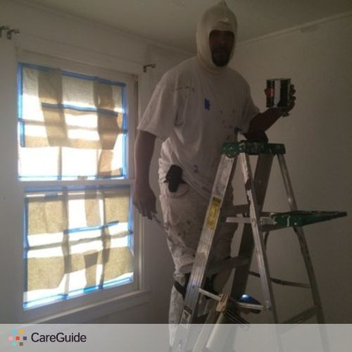Painter Provider Derek Graves's Profile Picture