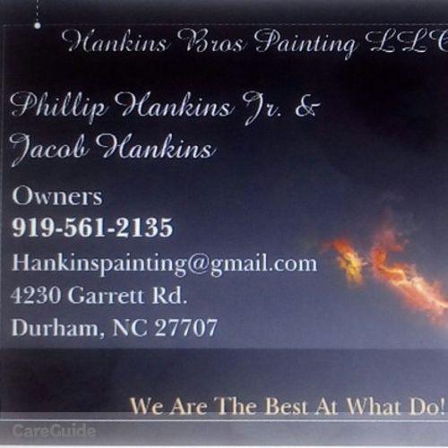 Painter Provider Phillip H's Profile Picture