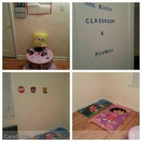 Child Care Provider Kianna J's Profile Picture