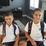 UPDATED Two highly responsible children ages 7 and 10 looking for some early morning care.