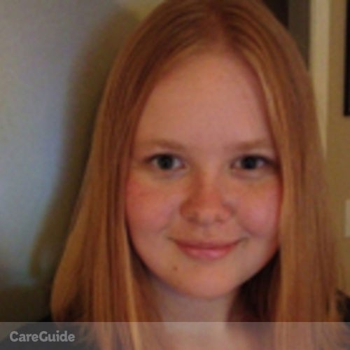 Child Care Provider Katy A's Profile Picture