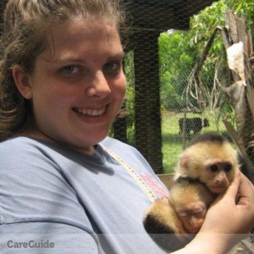 Pet Care Provider Pamella R's Profile Picture