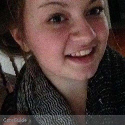 Canadian Nanny Provider Jessica Archibald's Profile Picture