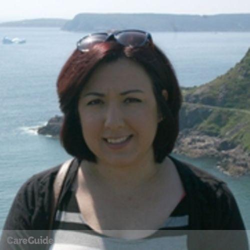 Canadian Nanny Provider Antonina (Nina) R's Profile Picture