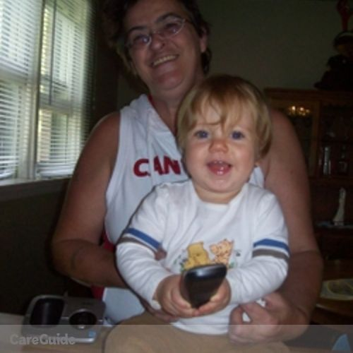 Canadian Nanny Provider Josee Helie's Profile Picture