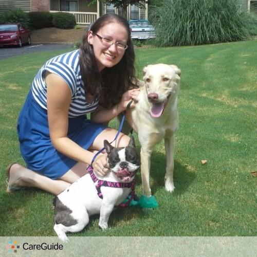 Pet Care Provider Aila Zittlau's Profile Picture