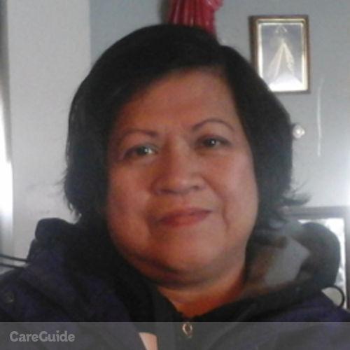 Canadian Nanny Provider Ofelia D's Profile Picture