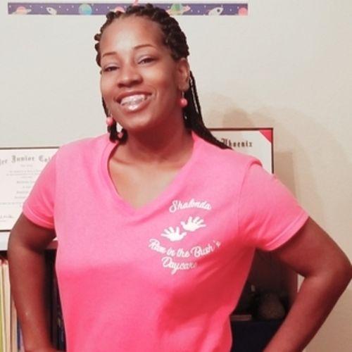 Child Care Provider Shalonda Bush's Profile Picture