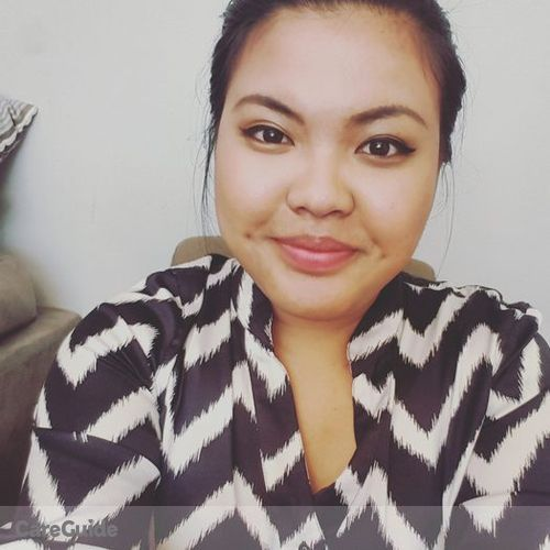 Canadian Nanny Provider Airah Kezia's Profile Picture