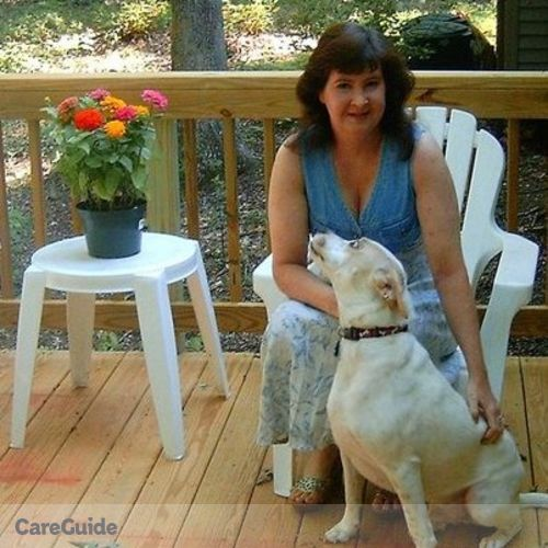 Pet Care Provider Susan Maxwell's Profile Picture