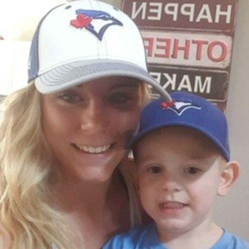 Canadian Nanny Provider Chantal McLachlen's Profile Picture