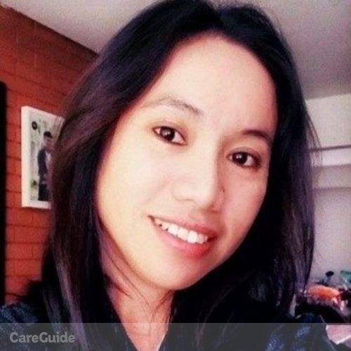Canadian Nanny Provider Mignonette Poyatos's Profile Picture