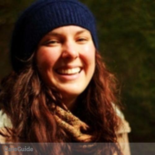 Canadian Nanny Provider Alexis V's Profile Picture