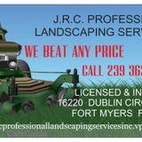 J.R.C Professional Landscaping Services Inc. P