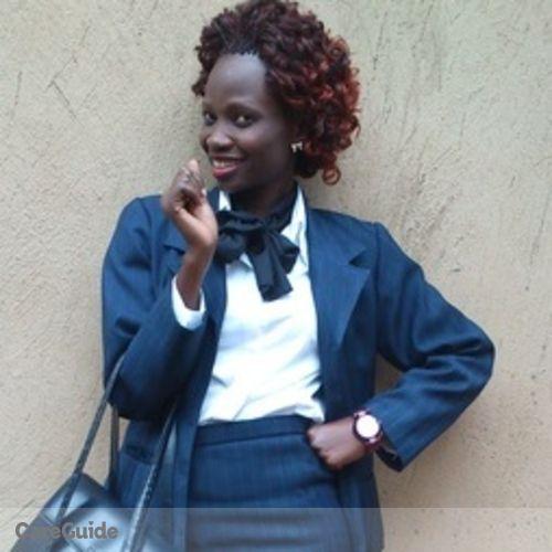 Canadian Nanny Provider Namutebi Rashida's Profile Picture