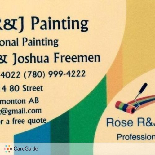 Painter Provider Robert F's Profile Picture