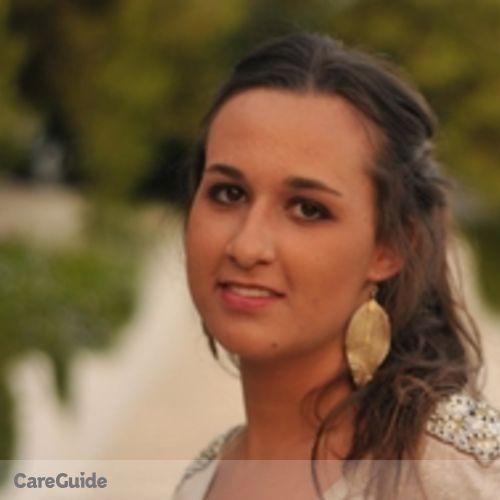 Canadian Nanny Provider Elsa Véron's Profile Picture