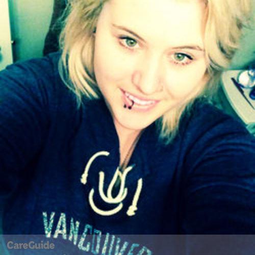 Canadian Nanny Provider Brittany McRann's Profile Picture