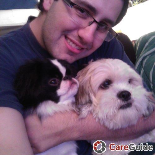 Pet Care Provider Chris Houser's Profile Picture