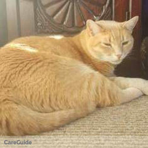 Pet Care Job Erika Kanikkeberg's Profile Picture