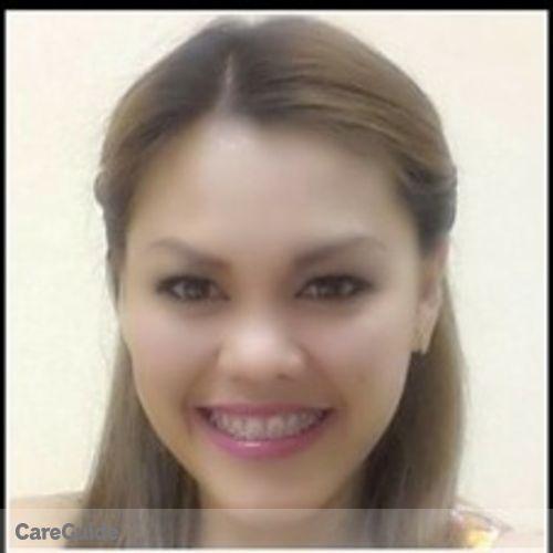 Canadian Nanny Provider Marebith Gonzales's Profile Picture