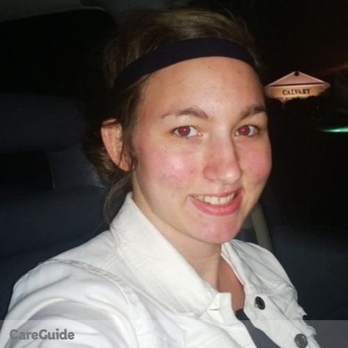 Housekeeper Provider Amber Guthrie's Profile Picture