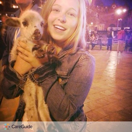 Child Care Provider Breauna Manfredonia's Profile Picture