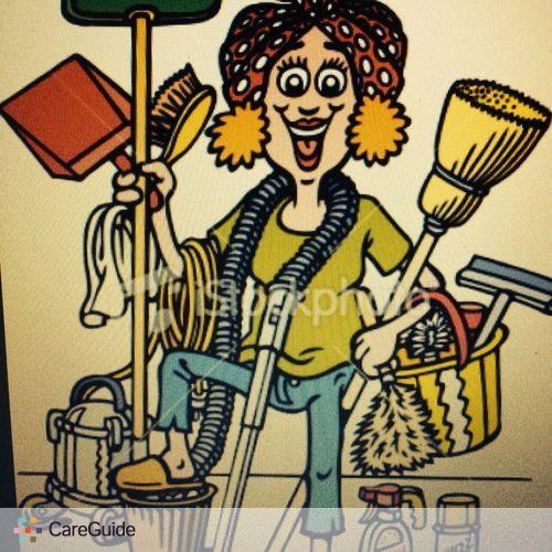 Housekeeper Provider Brooke Pate's Profile Picture
