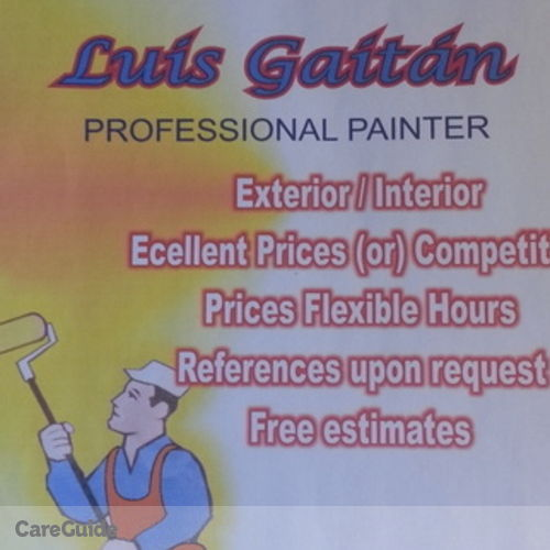 Painter Provider Lui Gaitan's Profile Picture