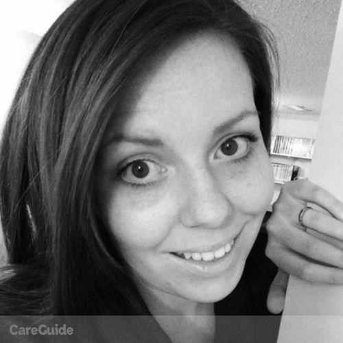 Canadian Nanny Provider Elizabeth Langlois's Profile Picture