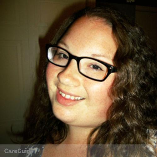 Canadian Nanny Provider Alexis W's Profile Picture