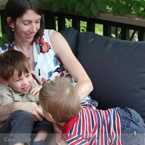 Canadian Nanny Job Leah B's Profile Picture