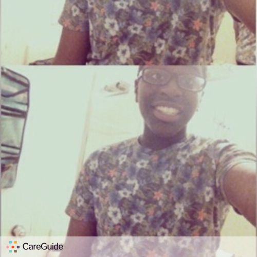 Pet Care Provider Muyiwa Aina's Profile Picture