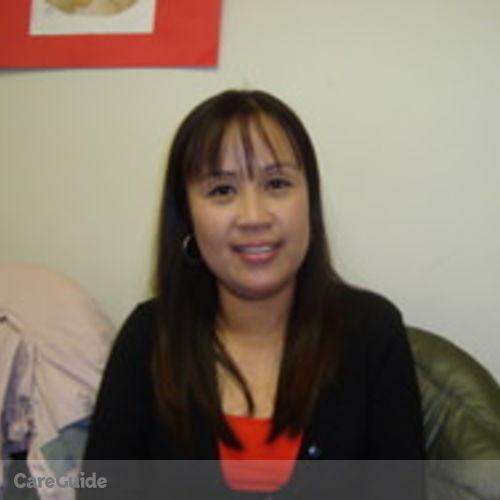 Canadian Nanny Provider Rosalinda Mateo's Profile Picture