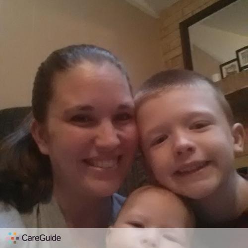 Child Care Provider Jessica Cook's Profile Picture