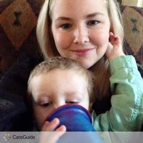 Child Care Provider Amber McWhirter's Profile Picture