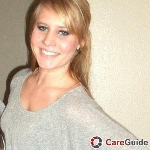 Child Care Provider Makenzie Meier's Profile Picture