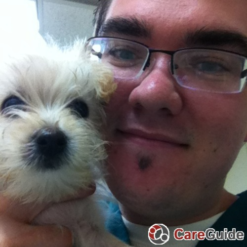 Pet Care Provider Aaron Miller's Profile Picture
