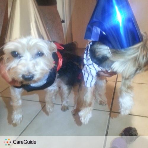Pet Care Provider Lexii V's Profile Picture
